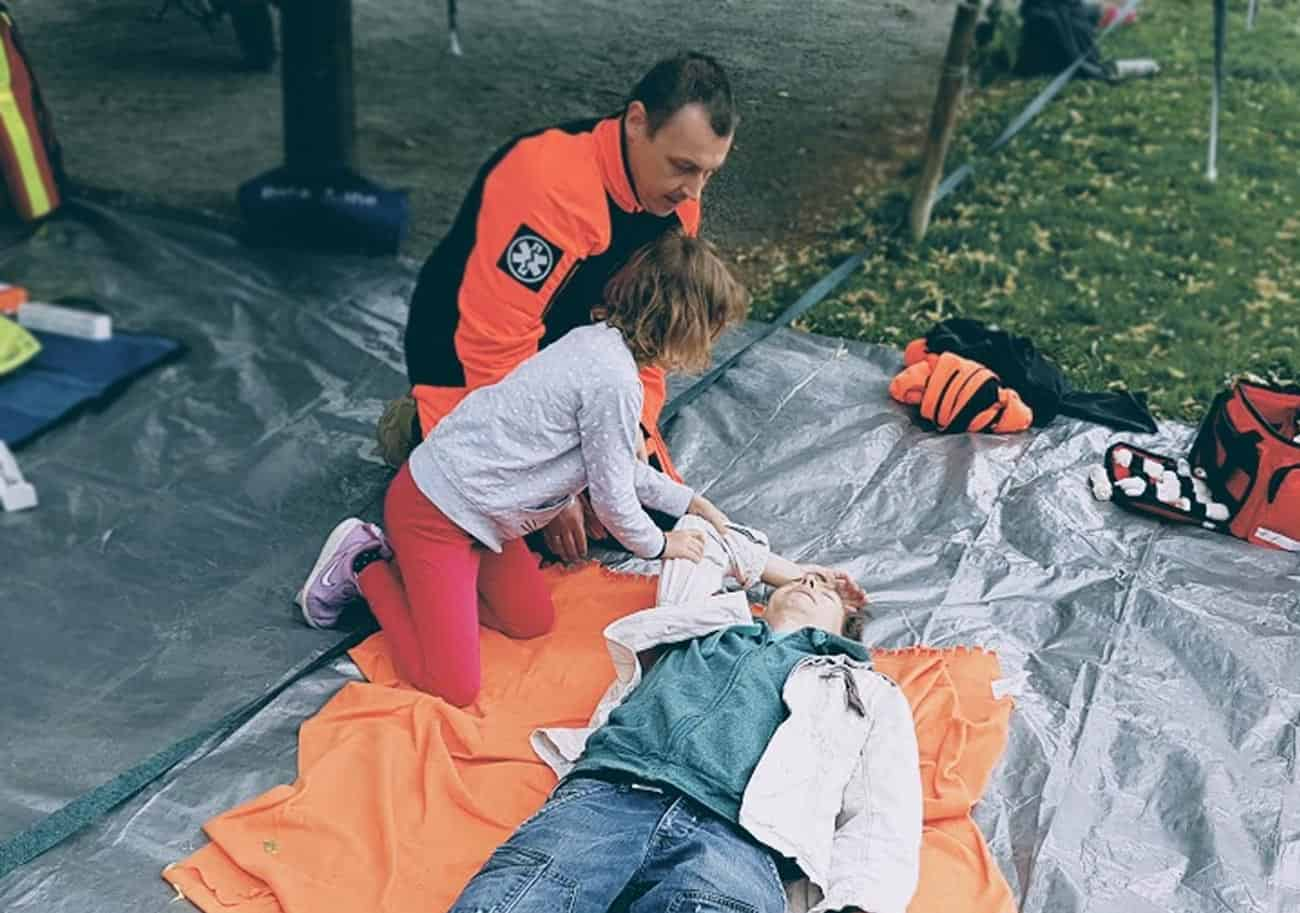 Kurs pierwszej pomocy Wrocław szkolenie z pierwszej pomocy bezpłatny kurs pierwszej pomocy Wrocław wydarzenia i pokazy pierwsza pomoc