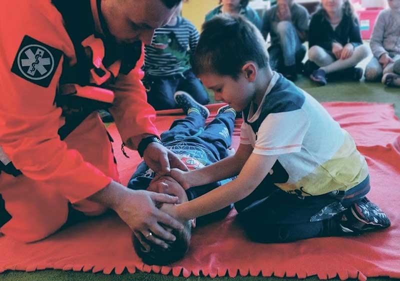 Pierwsza pomoc szkolenie przedszkole wrocław