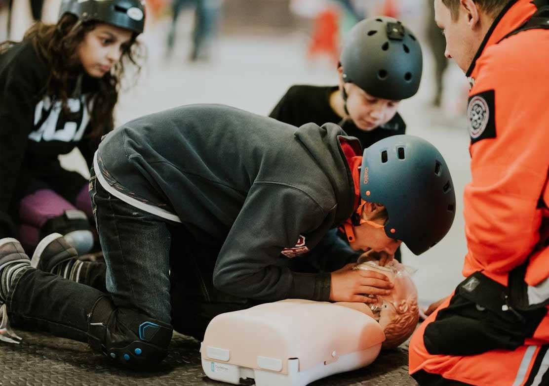Szkolenia i kursy z pierwszej pomocy Wrocław
