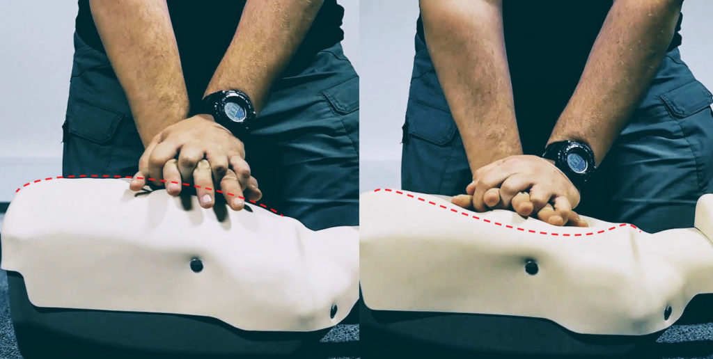 Resuscytacja krążeniowo-oddechowa u osoby dorosłej, szkolenie z pierwszej pomocy Wrocław, kurs pierwszej pomocy