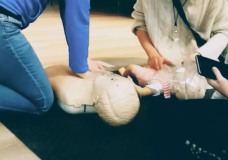 Szkolenie pierwsza pomoc pediatryczna
