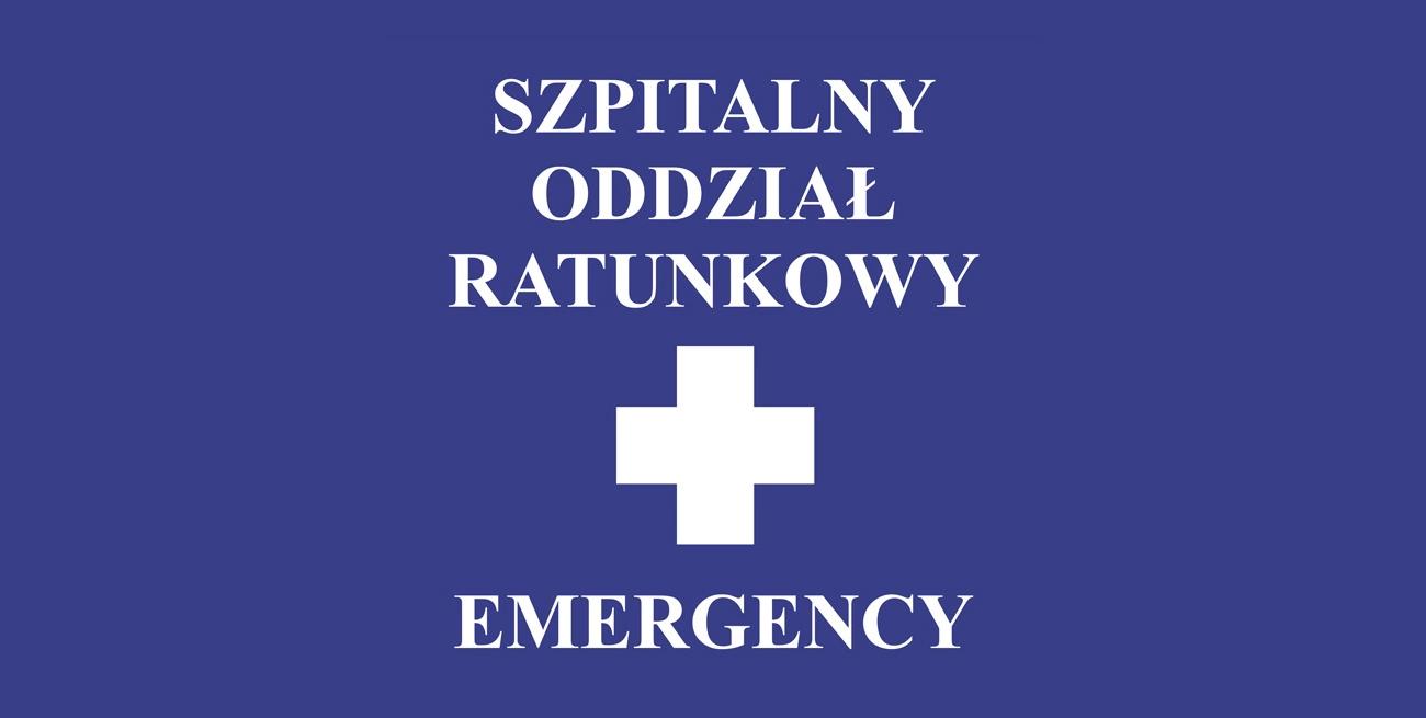 Z czym na SOR. Kiedy udajemy się na Szpitalny Oddział Ratunkowy.