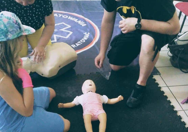 Szkolenia z pierwszej pomocy Wrocław, kurs pierwszej pomocy