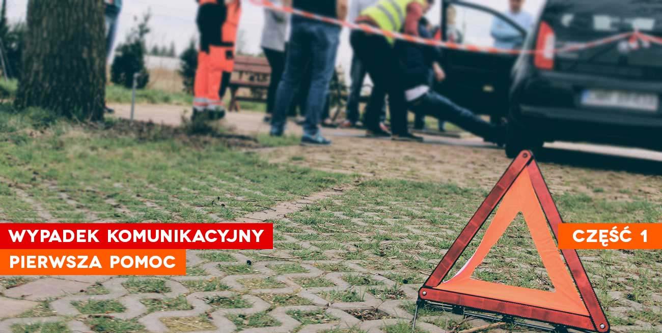 Pierwsza pomoc w wypadku komunikacyjnym. Kurs z pierwszej pomocy Wrocław. Szkolenie z pierwszej pomocy dla firm Wrocław.