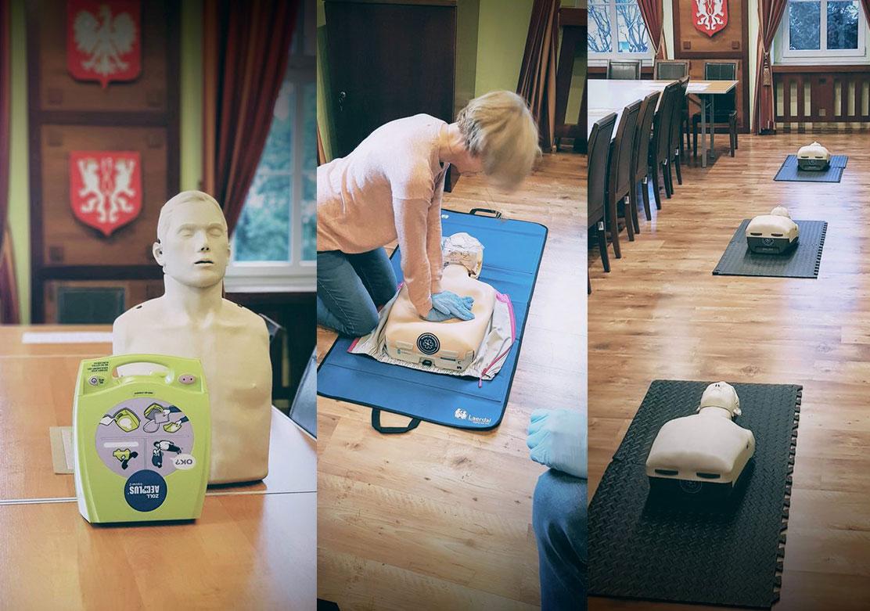 Szkolenie z pierwszej pomocy dla firm i instytucji Wrocław