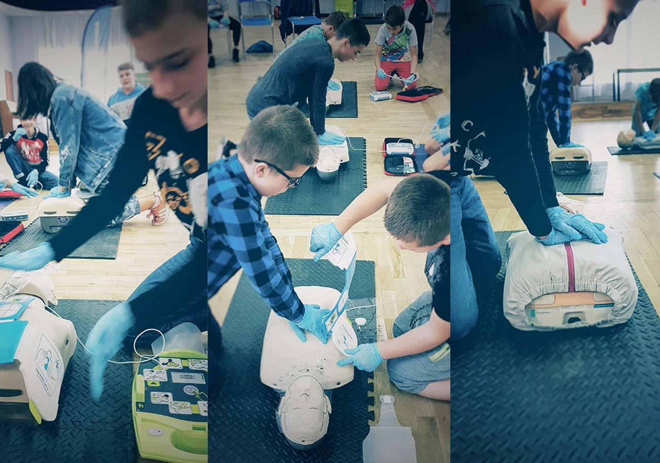 Szkolenie z pierwszej pomocy dla dzieci i młodzieży edukacja dla bezpieczeństwa kurs pierwszej pomocy dla dzieci Wrocław szkolenie z pierwszej pomocy dla dzieci Wrocław