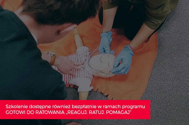 Szkolenia z pierwszej pomocy pediatrycznej Wrocław, kurs pierwszej pomocy pediatrycznej