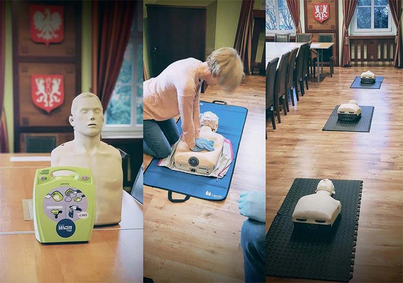 Szkolenie z pierwszej pomocy dla firm instytucji Wrocław kurs pierwszej pomocy dla firm Wrocław