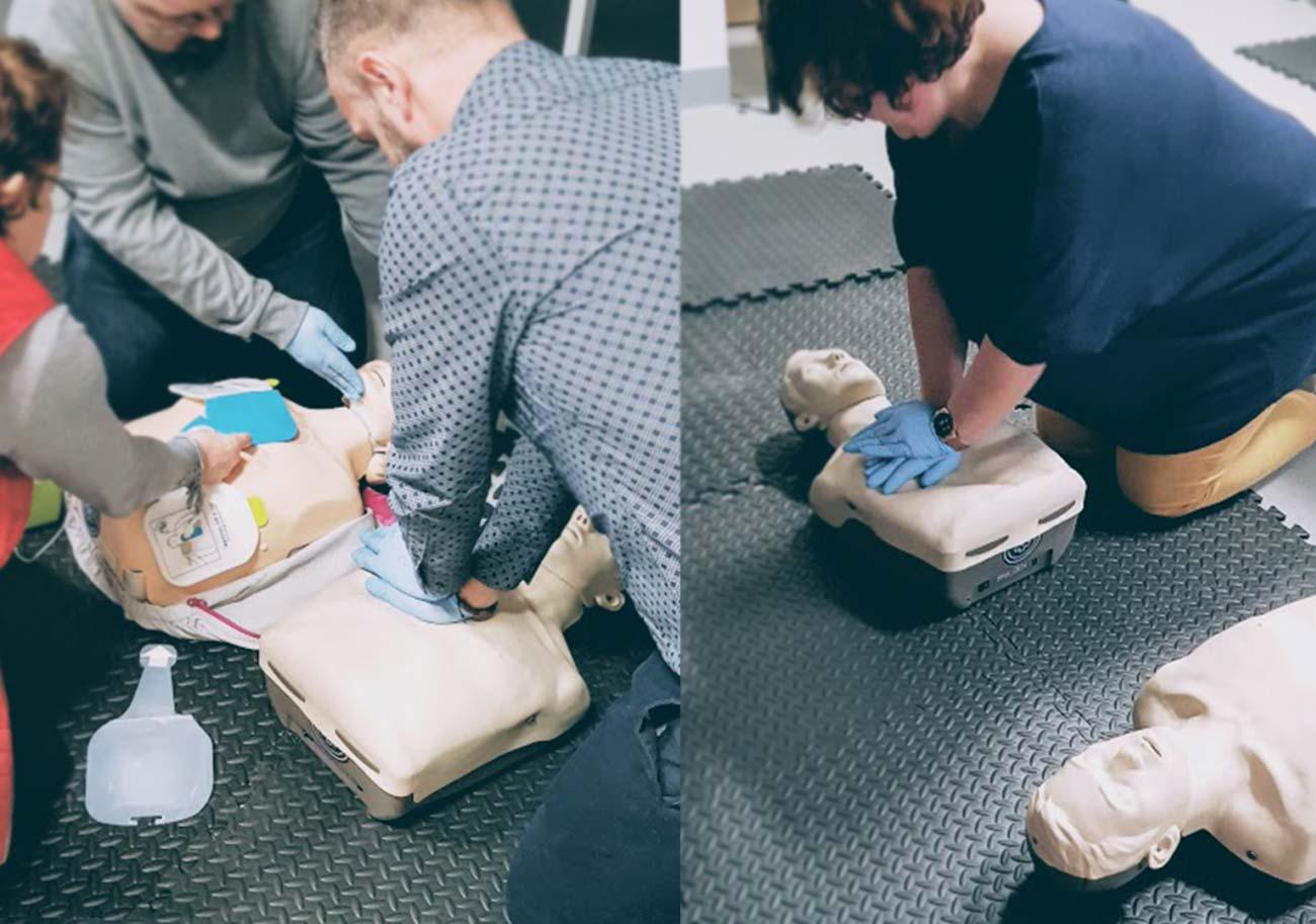 Szkolenia z pierwszej pomocy dla firm Wrocław kurs pierwszej pomocy w firmie Wrocław