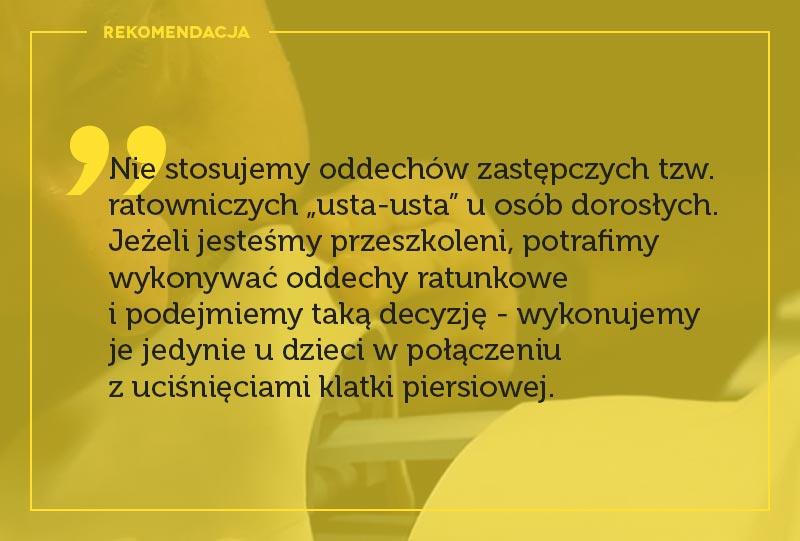 resuscytacja, rko, covid-19, sars-cov-2, wytyczne erc, europejska rada resuscytacji, pierwsza pomoc koronawirus