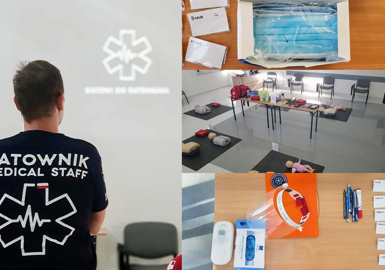 Szkolenie kurs pierwszej pomocy pediatryczne. Kurs pierwszej pomocy dla rodziców Wrocław