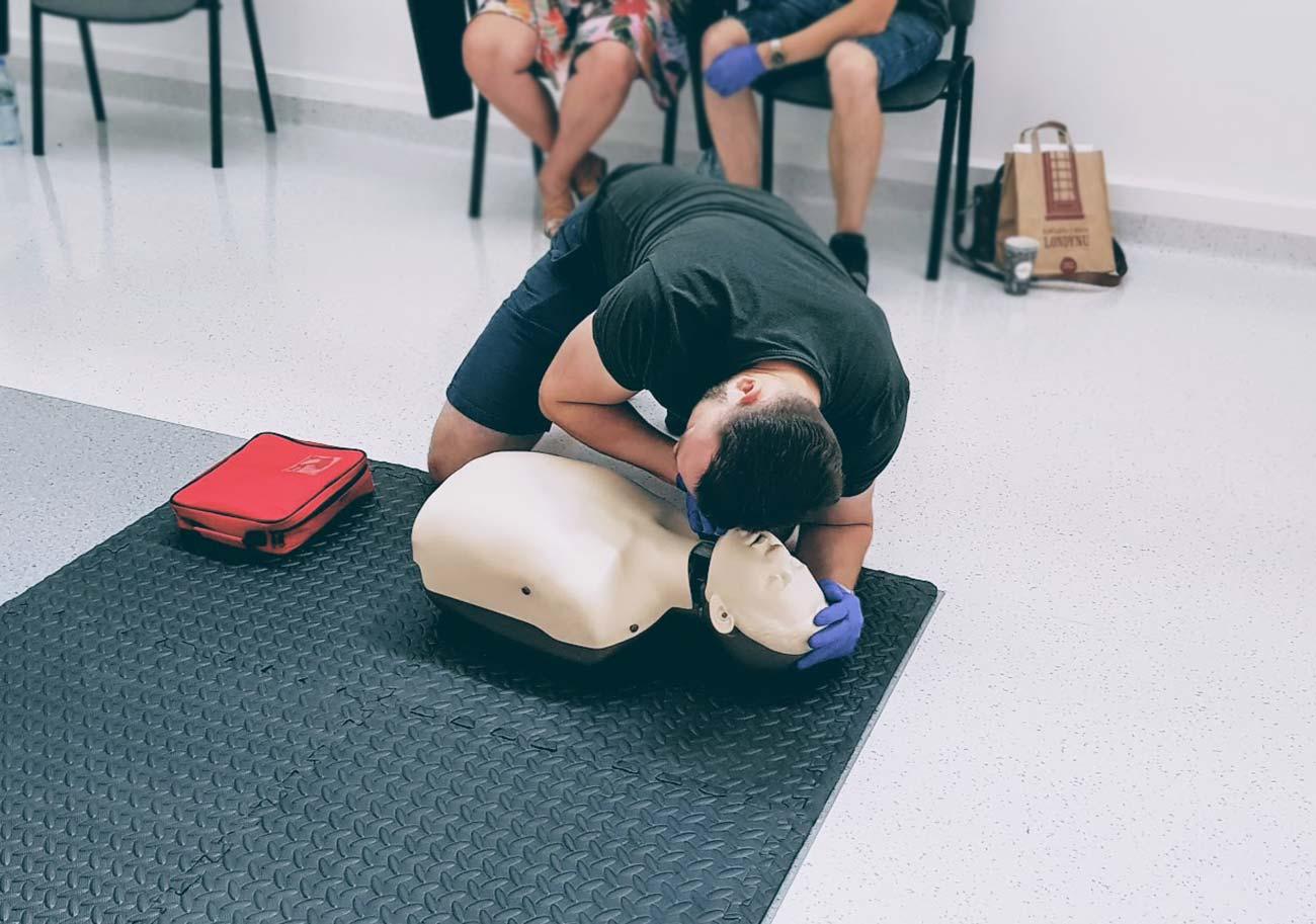 Szkolenie kurs pierwszej pomocy pediatrycznej. Kurs pierwszej pomocy dla rodziców Wrocław