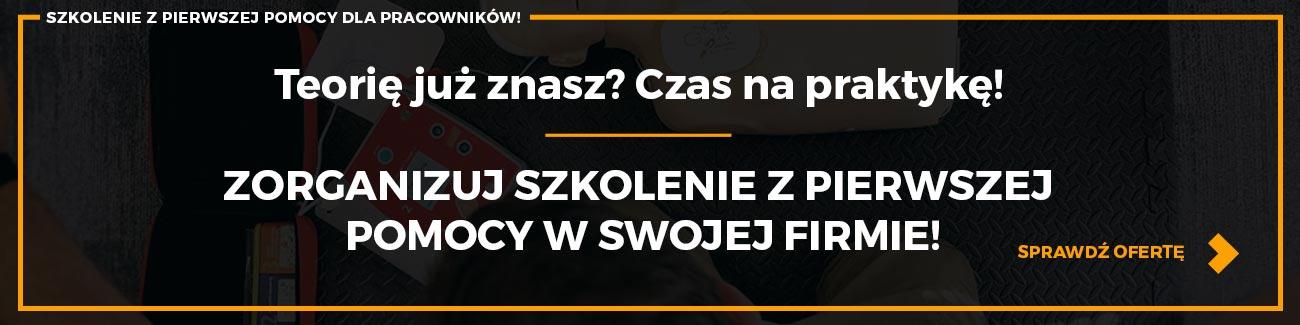Szkolenie z pierwszej pomocy dla pracowników firmy Wrocław. Kurs pierwszej pomocy w firmie Wrocław. Pierwsza pomoc w firmie.