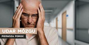 Pierwsza pomoc w udarze mózgu, udar mózgu, udar, szkolenie z pierwszej pomocy Wrocław kurs pierwszej pomocy we Wrocławiu