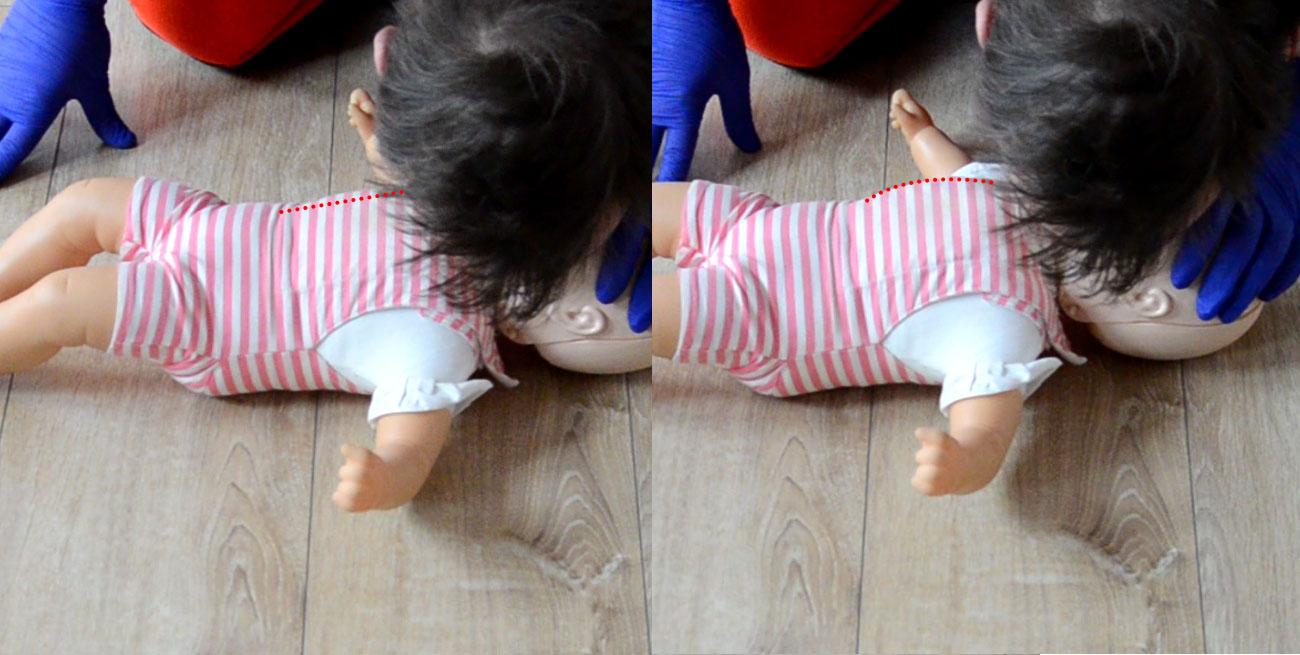 Oddechy ratownicze u dziecka RKO dzieci resuscytacja dziecko pierwsza pomoc dziecko pomoc pediatryczna resuscytacja krążeniowo oddechowa kurs pierwszej pomocy dzieci Wrocław szkolenie z pierwszej pomocy dla rodziców pierwsza pomoc pediatryczna