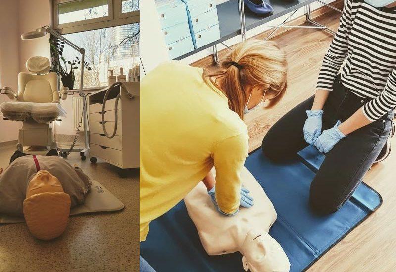 Szkolenie pierwsza pomoc Wrocław kurs pierwszej pomocy dla firm Wrocław szkolenie dla pracowników firmy pierwsza pomoc