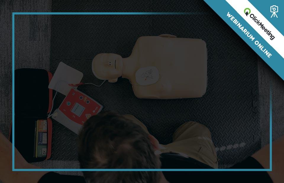 Szkolenie online z pierwszej pomocy kurs online pierwsza pomoc szkolenie pierwsza pomoc webinar clickmeeting internetowy kurs pierwszej pomocy